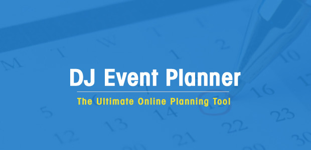 Review: DJ Event Planner (Online Event Planning)